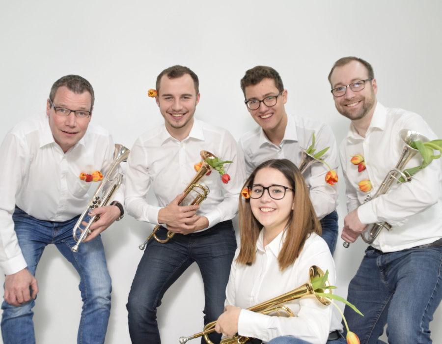Langenberger Blaskapelle - Die Trompeten
